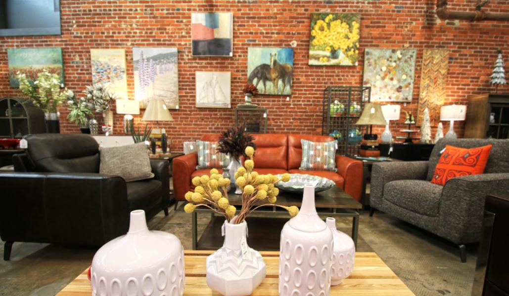 Wood And Fabric Furniture Lexington Sc